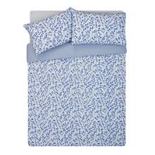 Collection Cascade Floral Bedding Set - Double