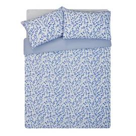 Argos Home Cascade Floral Bedding Set - Double
