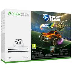 Xbox One S 1TB Console with Rocket League Bundle