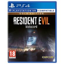 Resident Evil VII Gold PS4 Game