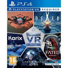Ultimate VR Collection PS4 VR Game