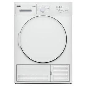 Bush TD7CNBCW 7KG Condensor Tumble Dryer - White
