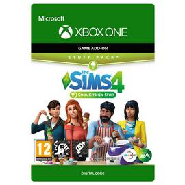 The Sims 4 Cool Kitchen Stuff Expansion Pack Xbox One