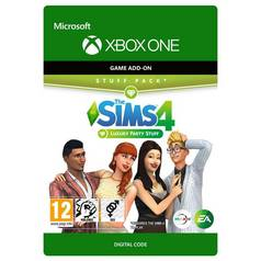 The Sims 4 Luxury Party Stuff Expansion Pack Xbox One