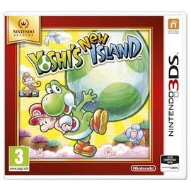 Yoshis Island Nintendo Selects 3DS Game