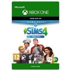 The Sims 4 Dine Out Expansion Pack Xbox One