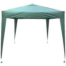 Argos Home 2.4m x 2.4m Pop Up Garden Gazebo - Green
