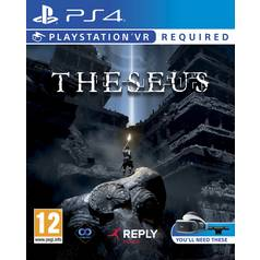 Theseus PS VR Game (PS4)