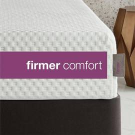 Studio By Silentnight Firmer Superking Mattress