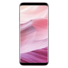 SIM Free Samsung Galaxy S8+ 64GB Mobile Phone - Pink