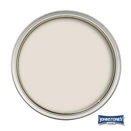 Johnstone's Wall & Ceiling Paint Silk 5L - Ivory Spray