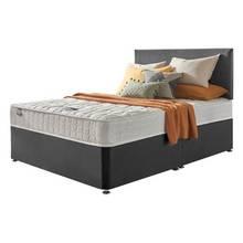 buy silentnight travis miracoil divan kingsize at argos. Black Bedroom Furniture Sets. Home Design Ideas