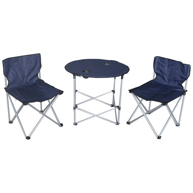 Buy Folding Camping Table And 2 Chairs Camping Tables Argos