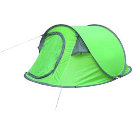 2 Man 1 Room Pop Up Dome Camping Tent