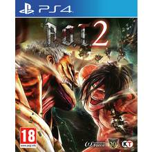 Attack On Titan 2 PS4 Game