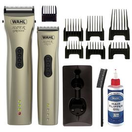 Wahl Super Combi Clipper & Trimmer Kit