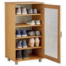 cabinet furniture of modern wood shelf storage shoe amazon america arthurie dp organizer ideal rack enclosed espresso com