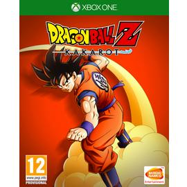 Dragon Ball Z: Kakarot Xbox One Game