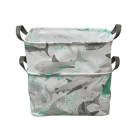 Argos Home Pack of 2 Ocean Storage Bags