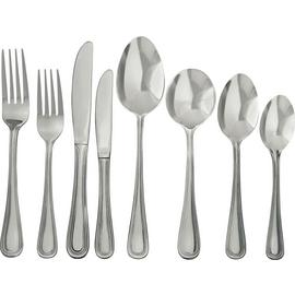 Argos Home 58 Piece Stainless Steel Canteen Set