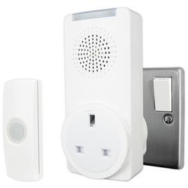 Uni-Com Premium Plug-through Doorbell