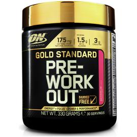 Optimum Nutrition Gold Standard Pre Workout Shake