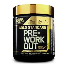 Optimum Nutrition Gold Standard Pre Workout Shake -Pineapple