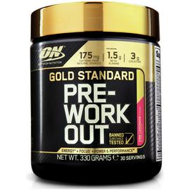 Optimum Nutrition Gold Standard Pre Workout Shake - Lemonade
