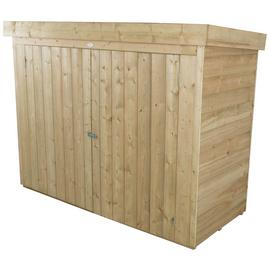 Forest Pent Large Outdoor Store - 2000 Litre