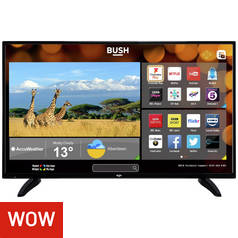 Bush 40 Inch Smart Full HD TV