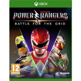 Power Rangers: Battle for the Grid Xbox One Game
