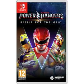 Power Rangers: Battle for the Grid Nintendo Switch Game