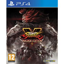 Street Fighter V Arcade Edition Game