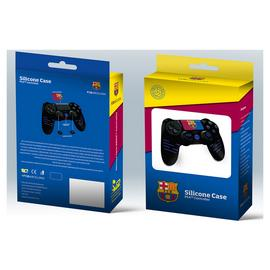 Official Barcelona Silicone PS4 Controller Case