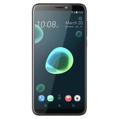 Sim Free HTC Desire 12 Plus 32GB Mobile Phone - Black