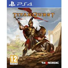 Titan Quest PS4 Game