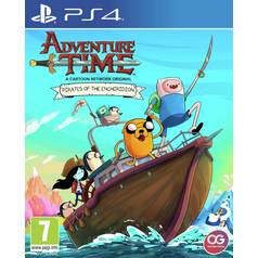 Adventure Time Pirates of The Enchiridion PS4 Pre-Order Game