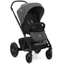 Joie Chrome DLX Pushchair and Carrycot Pavement