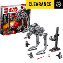 LEGO Star Wars The Last Jedi First Order AT-ST - 75201