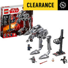 LEGO Star Wars First Order ATST Construction Set - 75201