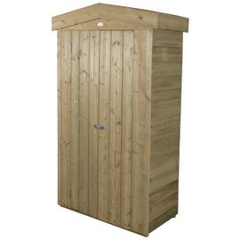 Forest Apex Tall Garden Store - 750 Litre