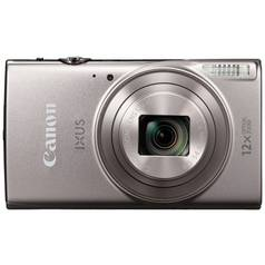 Canon IXUS 285 20.2MP 12x Zoom Camera - Silver