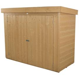 Forest Shiplap Pent Large Outdoor Store - 2000 Litre