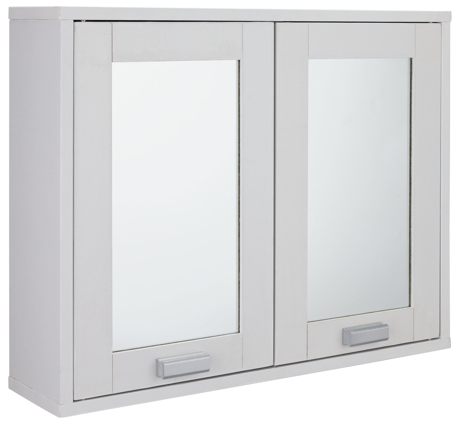buy bathroom cabinet online buy home 1 door mirrored classic cabinet white at 12694