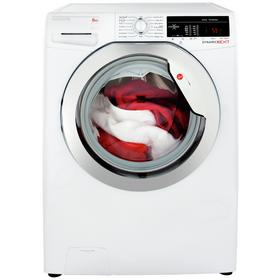 Hoover DXOA 48C3 8KG 1400 Spin Washing Machine - White
