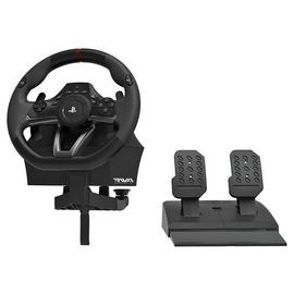 HORI Apex Steering Wheel for PS4, PS3, PC