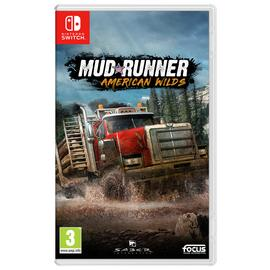 MudRunner: American Wilds Nintendo Switch Game