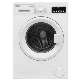 Bush WMNB1012EW 10KG 1200 Spin Washing Machine - White