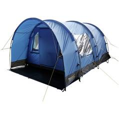 Regatta Karuna 4 Man 2 Room Tent - Nautic Laser