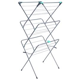 Addis 16m 3 Tier Indoor Clothes Airer